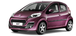 Rent-a-car u Funchal